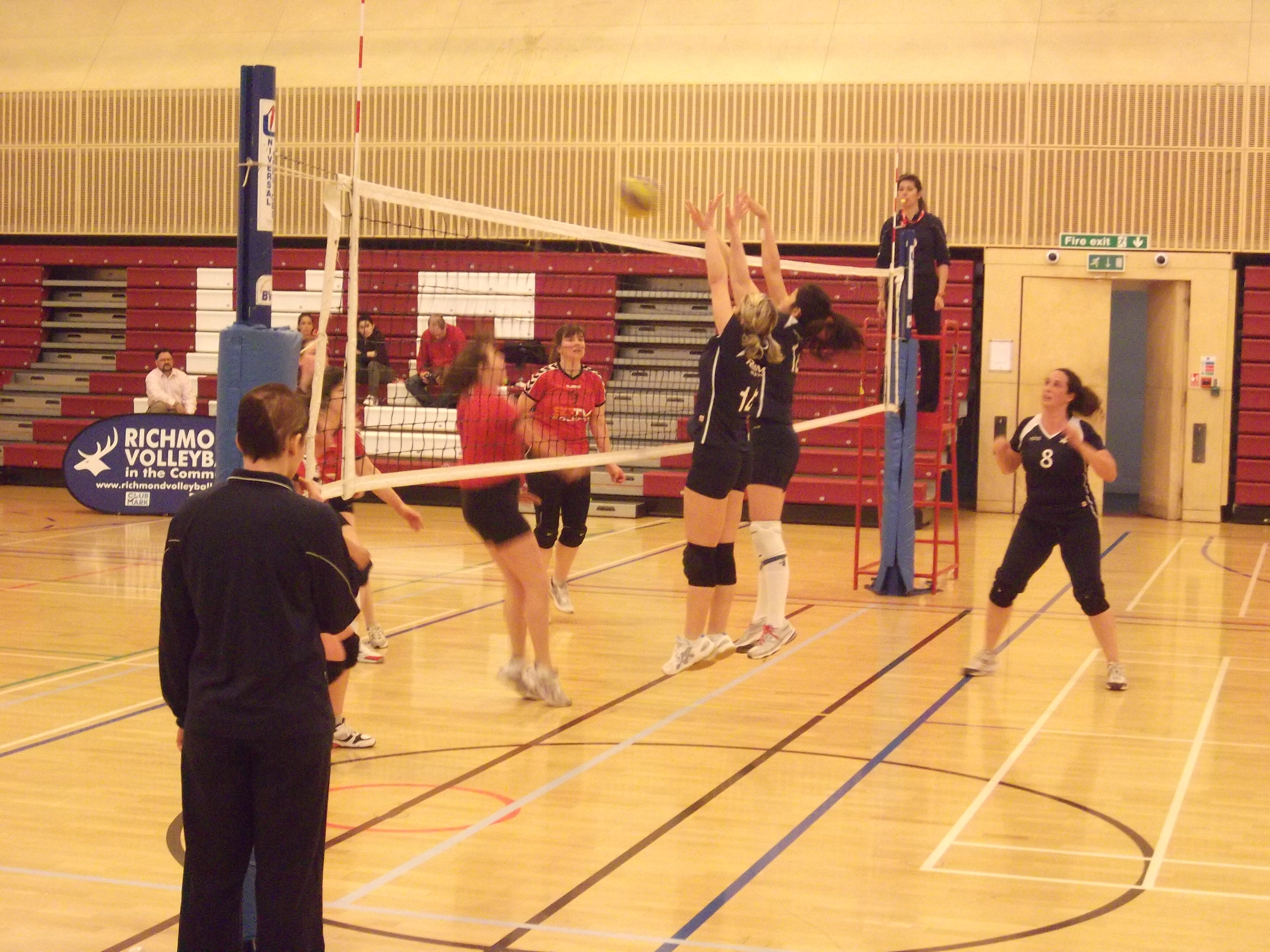 South London Volleyball League Richmond Volleyball
