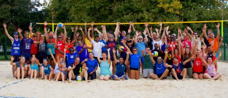 Beach Group Photo