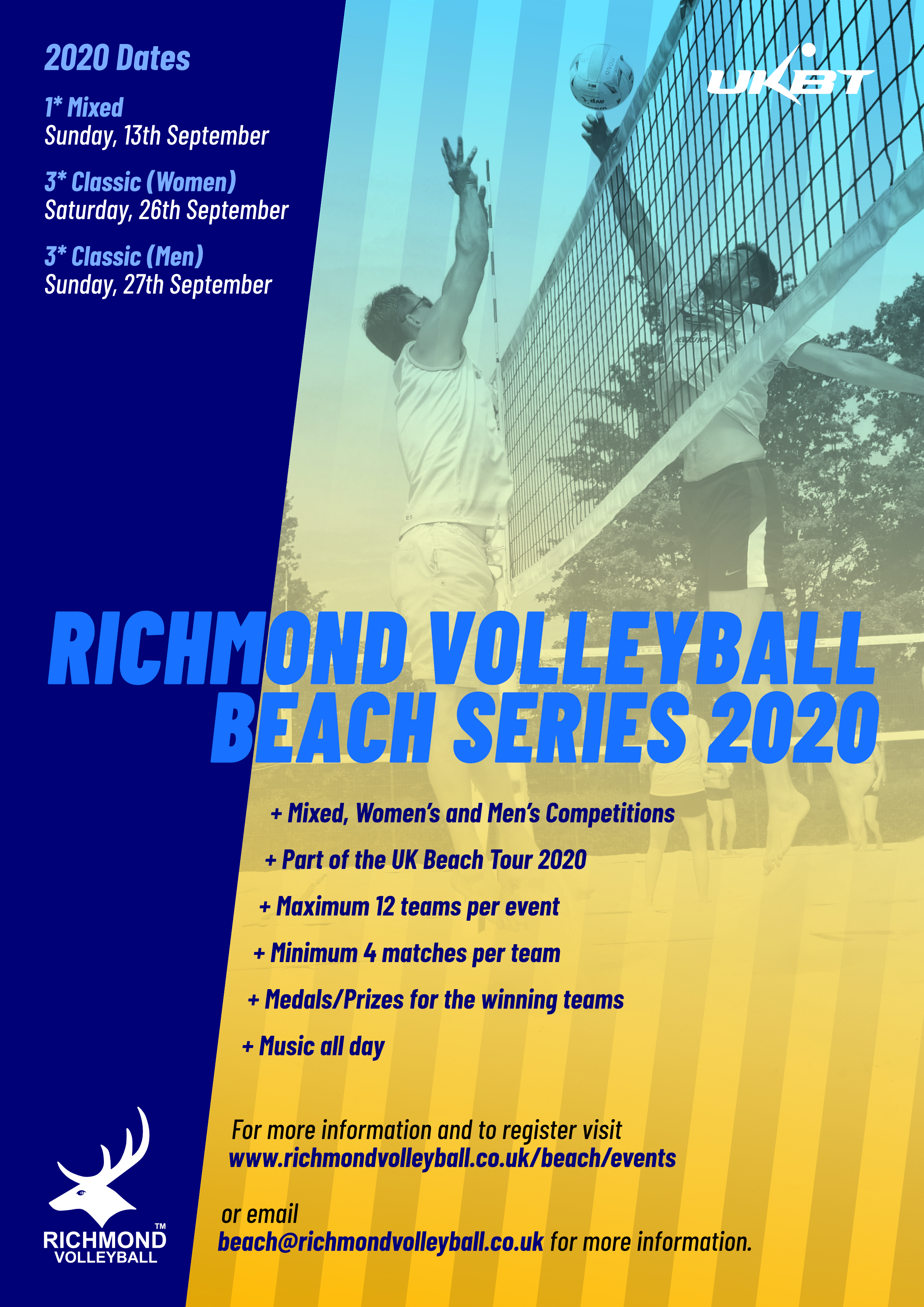 Richmond Volleyball Volleyball Centre Of Excellence