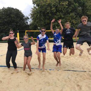 Junior Beach Podium 2019